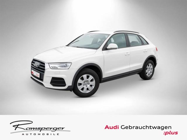 Audi Q3 2.0 TDI 6-Gang Xenon Sitzhzg Alcantara Euro 6, Jahr 2016, Diesel