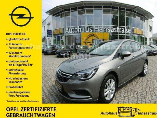 Opel Astra K 1.0 DITurbo ecoFLEX Edition, Jahr 2017, Benzin