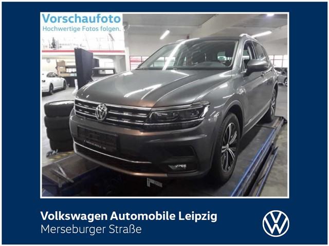 Volkswagen Tiguan 2.0 TDI Highline 4M*LED*AHK*PDC*, Jahr 2018, Diesel