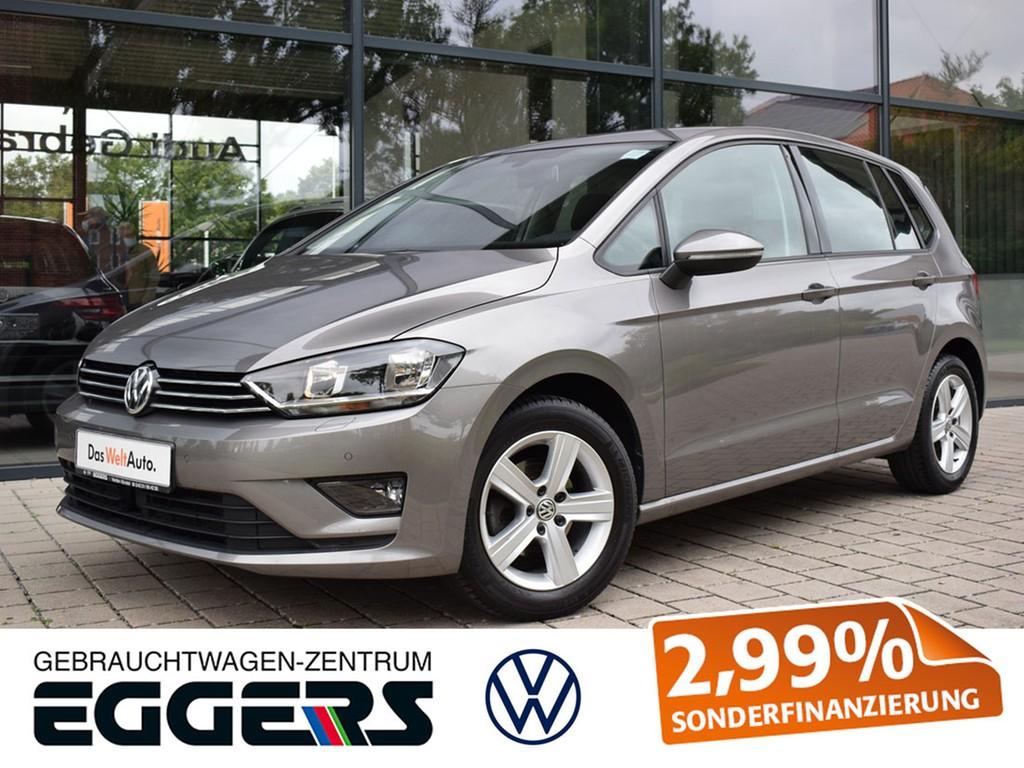 Volkswagen Golf Sportsvan 1.2 TSI *Comfortline*Klima*SiHzg*, Jahr 2014, Benzin