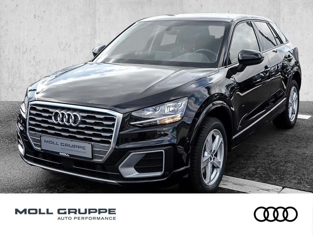 Audi Q2 quattro sport 2.0 TDI S tronic (Leder*Navi pl, Jahr 2017, Diesel