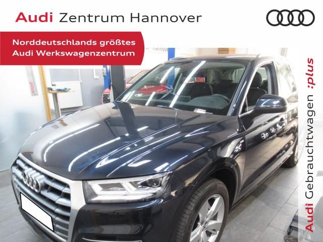 Audi Q5 40 TDI qu. sport, ACC, AHK, LED, Navi, Jahr 2019, Diesel