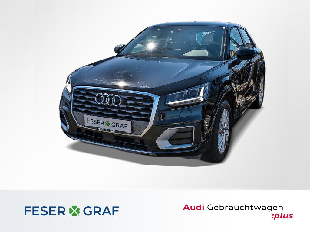 Audi Q2 1.4 TFSI S Line Navi,LED,Leder,PDC,vir.cockpi, Jahr 2017, Benzin