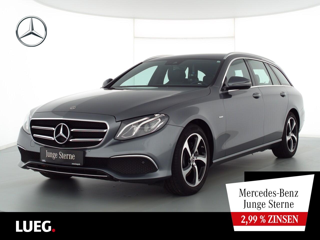 Mercedes-Benz E 200 T 4M Avantgarde+COM+LED-HP+SPORTSTYLE+RFK+, Jahr 2020, Benzin