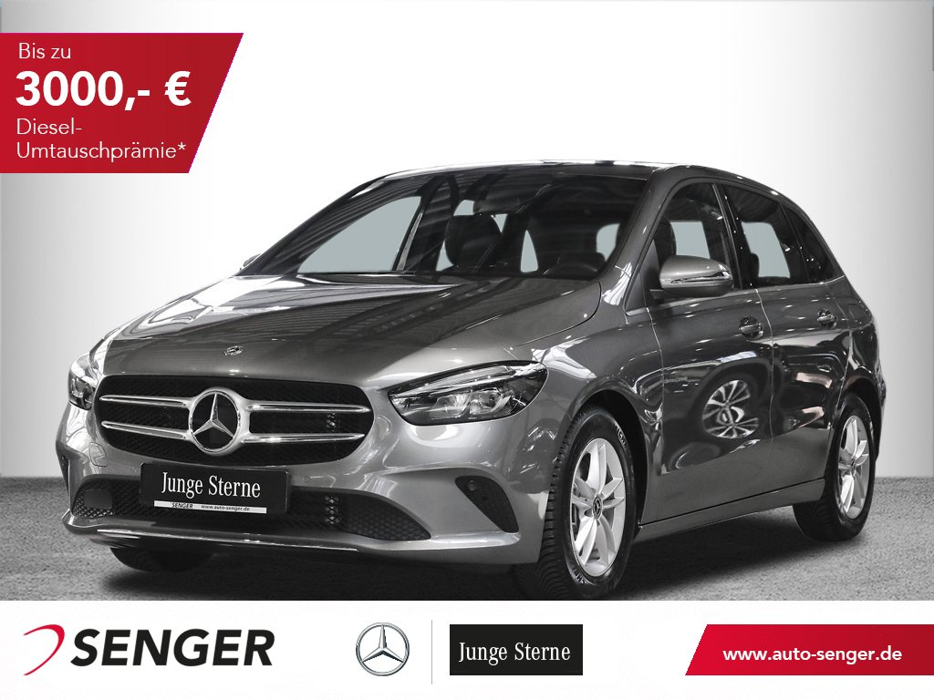 Mercedes-Benz B 180 *Style*7G-DCT*Parktronic*LED*Sitzheizung*, Jahr 2020, Benzin
