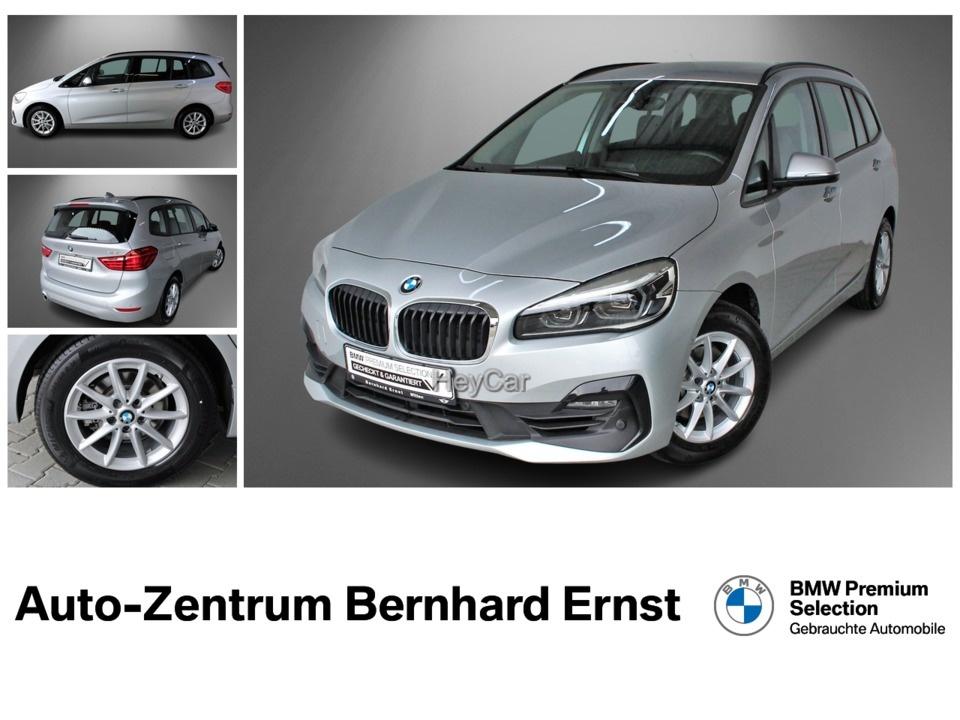 BMW 216 Gran Tourer Advantage Klimaaut. AHK PDC, Jahr 2020, Benzin