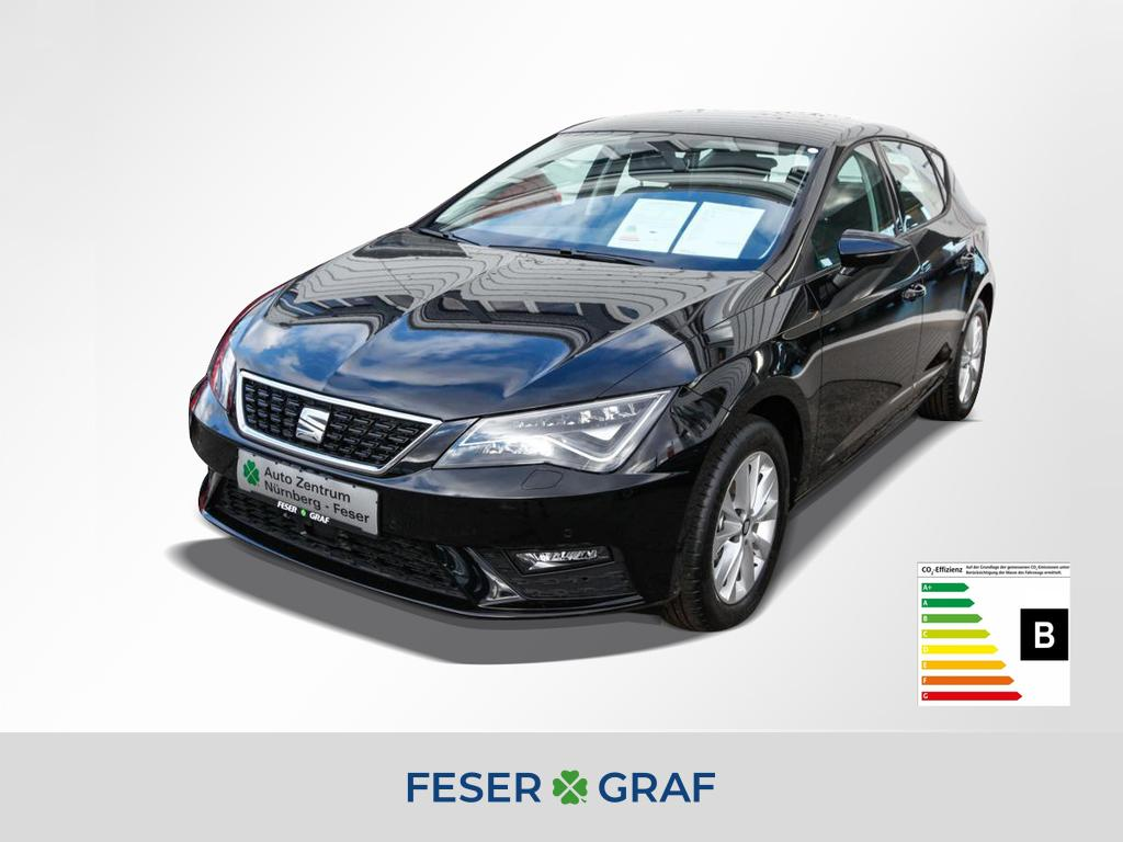 Seat Leon Style 1.5 TSI 96kW LED/Navi/PDC Winter-P, Jahr 2019, Benzin
