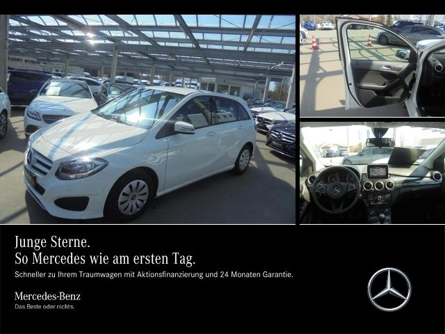 Mercedes-Benz B 160 Navi,PDC,SHZ,Tempom., Jahr 2018, Benzin
