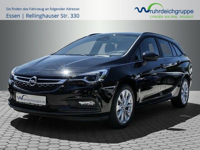 Opel Astra Sports Tourer 1.4 120 Jahre Navi+LED+SHZ+, Jahr 2019, Benzin