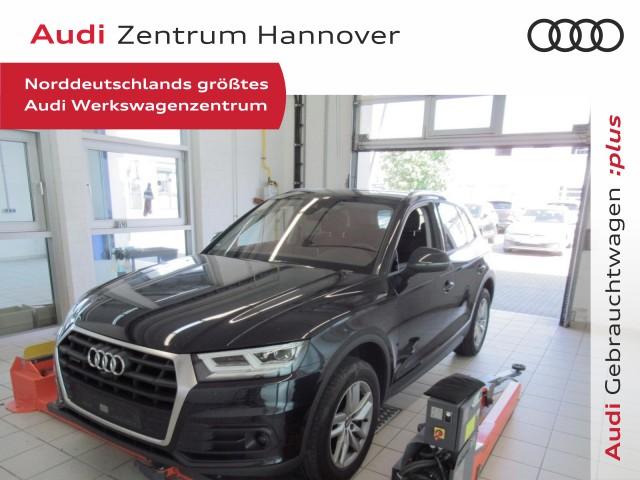 Audi Q5 40 TDI qu. Matrix, AHK, virtual, DAB, ACC, Keyless, Jahr 2019, Diesel