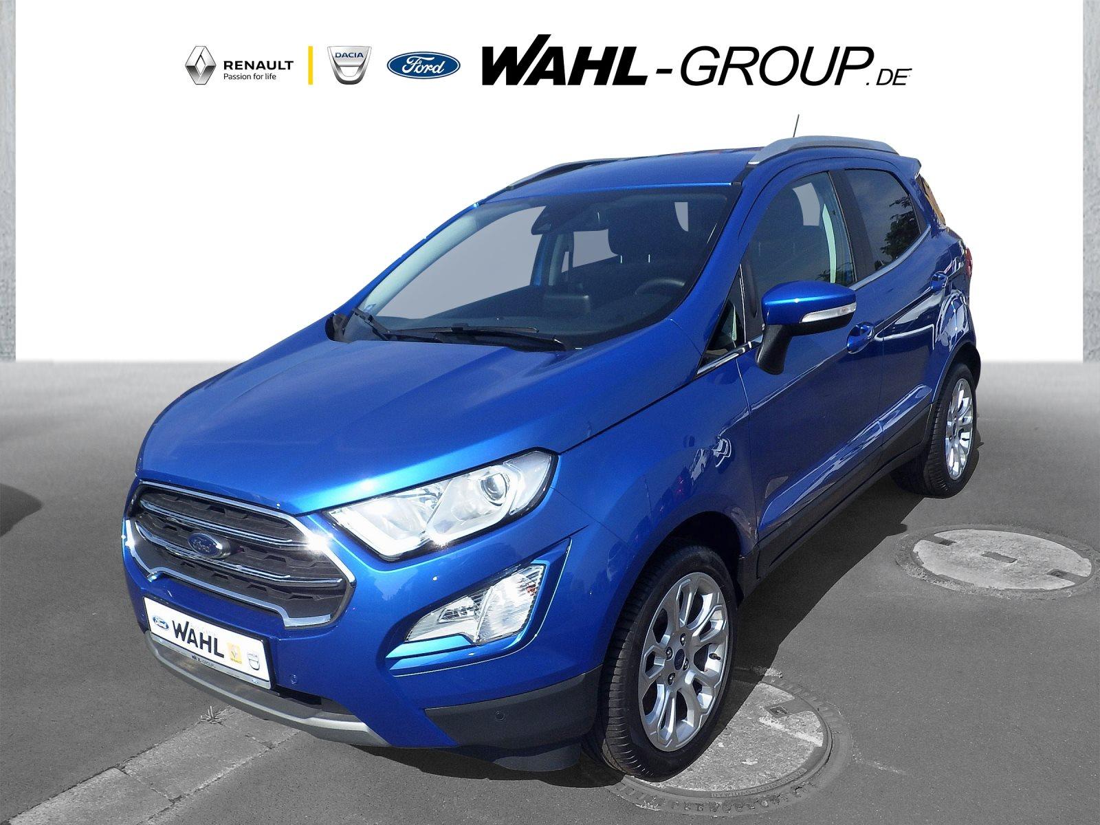 Ford EcoSport finanzieren