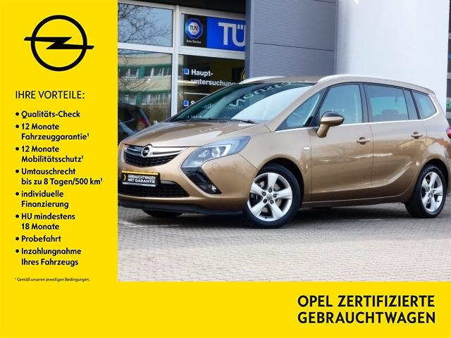 Opel Zafira C-Tourer Innovation Flex-Fix Fahrradträge, Jahr 2013, Benzin
