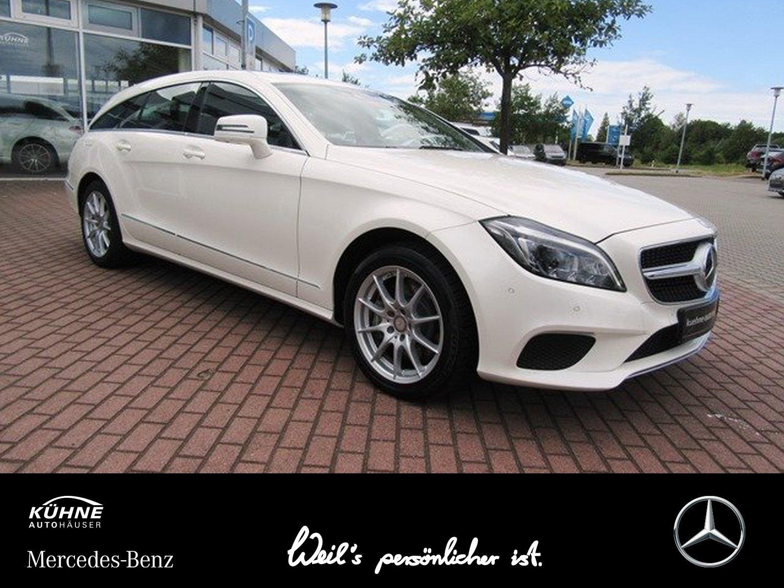 Mercedes-Benz CLS 350 SB d 4Matic/EU6/Sportpaket/Standheizung, Jahr 2015, Diesel
