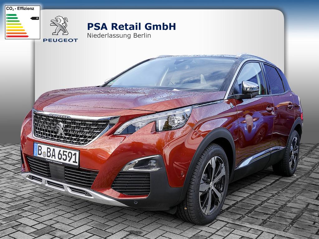 Peugeot 3008 Crossway PureTech 130 GPF, Jahr 2020, Benzin