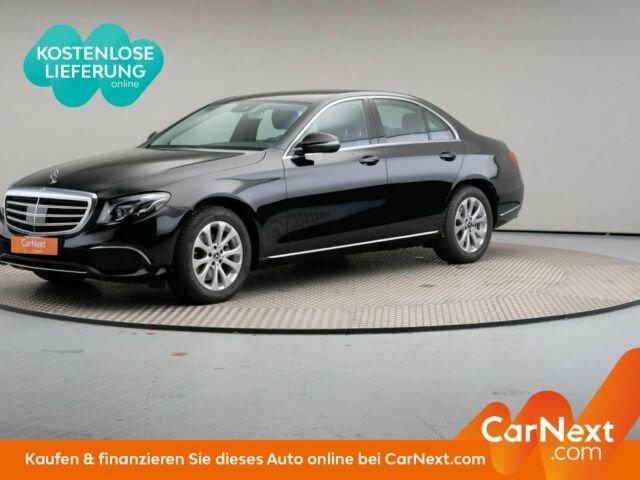 Mercedes-Benz E 200 9G-TRONIC Exclusive LED Navi, Jahr 2018, Benzin