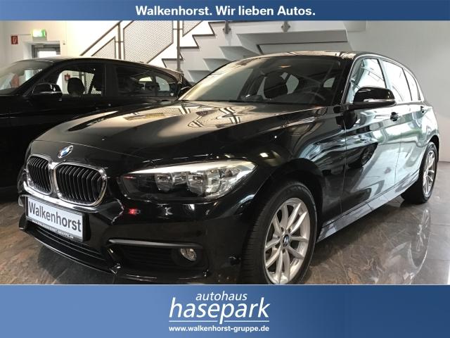 BMW 118 i Advantage BusinessPaket Sitzheizung Klima, Jahr 2018, Benzin