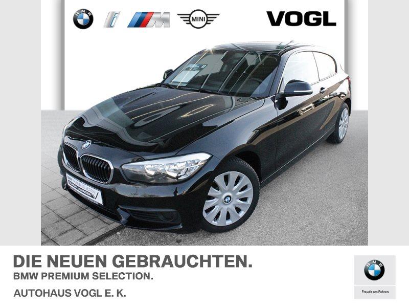 BMW 116d 3-Türer, Jahr 2016, Diesel
