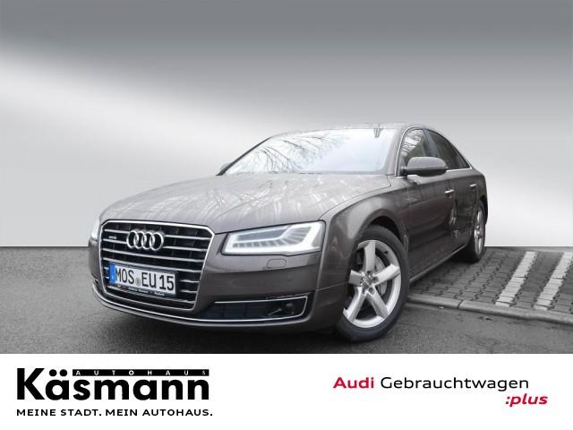 Audi A8 3.0 TDI quattro Matrix Navi Leder Bose, Jahr 2015, Diesel