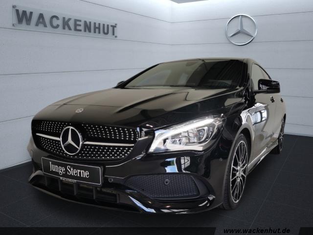 Mercedes-Benz CLA 200 Shooting Brake AMG PEAK NIGHT+LED+BUSINE, Jahr 2018, Benzin