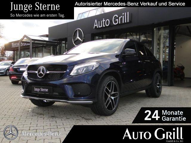 Mercedes-Benz GLE 43 AMG 450 4M Coupé AHK Comand Fahras+ PanoD, Jahr 2016, Benzin