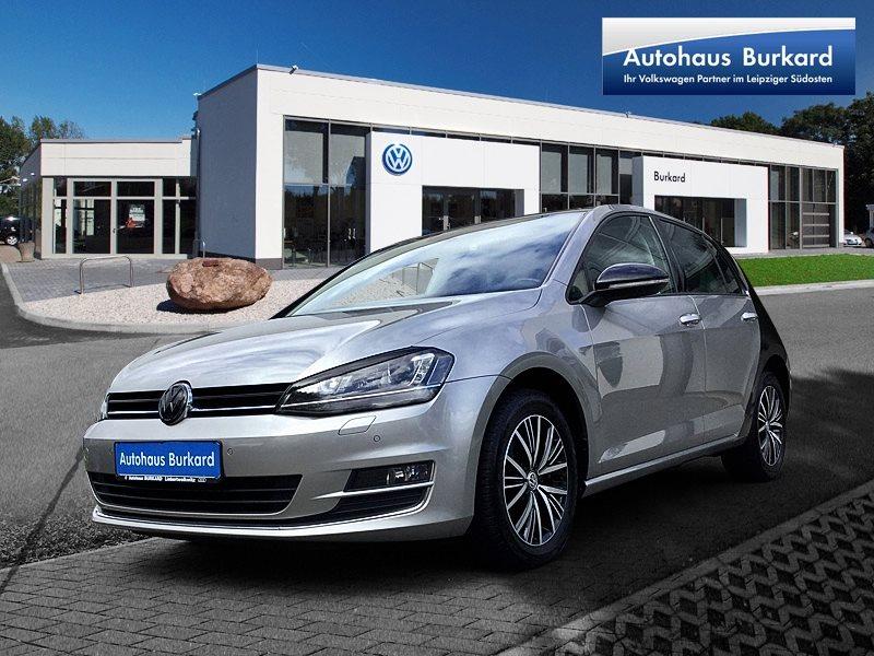 Volkswagen Golf VII Allstar,DSG,Panorama-Schiebedach,Xenon, Jahr 2016, Diesel