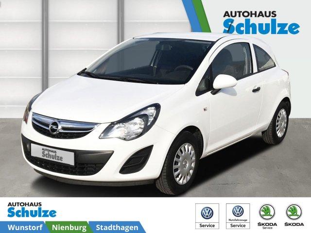 Opel Corsa 1.2 Klima, ZV, variablen Ladeboden, Radio, Jahr 2014, Benzin