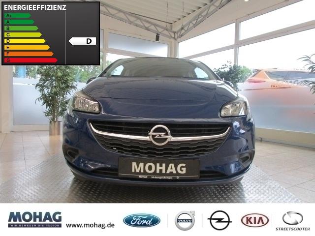 Opel Corsa E Selection 1.2l *Bluetooth-Allwetter* -EU6d-T-, Jahr 2019, Benzin
