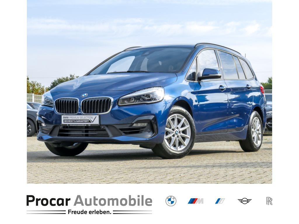 BMW 216 Gran Tourer finanzieren