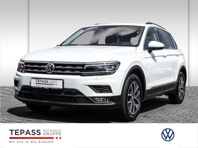 Volkswagen Tiguan 1.5 TSI Comfortline NAVI LED AHK ACC, Jahr 2020, Benzin