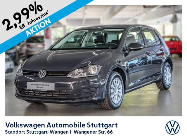 Volkswagen Golf Trendline 1.2 TSI GRA Bluetooth SHZ Klima, Jahr 2016, Benzin