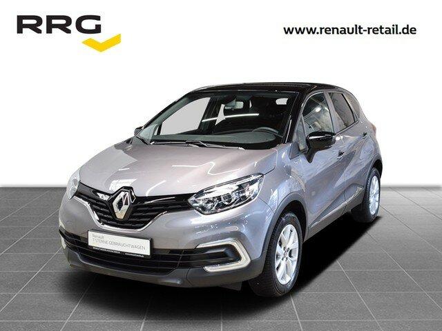 Renault CAPTUR 0.9 TCE 90 ECO² LIMITED DELUXE SUV, Jahr 2019, Benzin