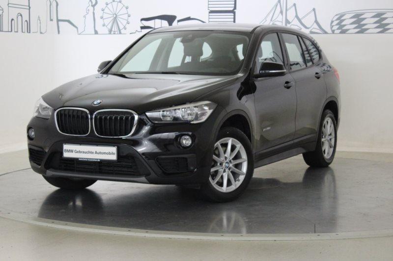 BMW X1 xDrive18d Advantage Navi abbl. Spiegel Shz EURO 6, Jahr 2017, Diesel