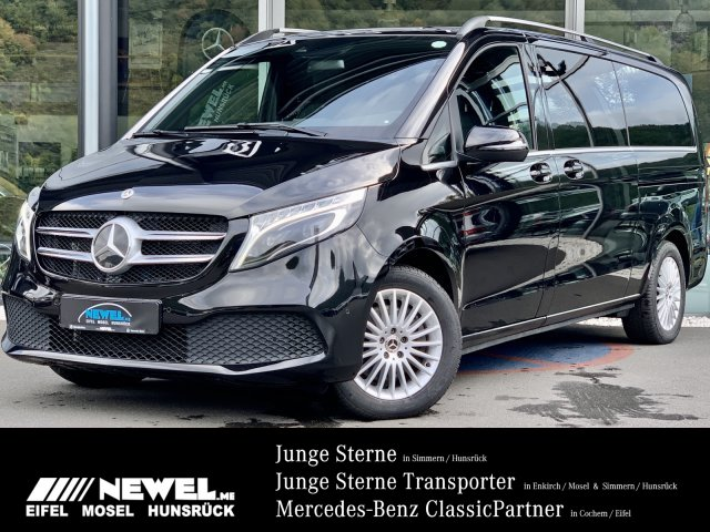 Mercedes-Benz V 300 d *EXTRALANG*KAMERA*LED*ELEKTR.-TÜREN*AHK*, Jahr 2019, Diesel