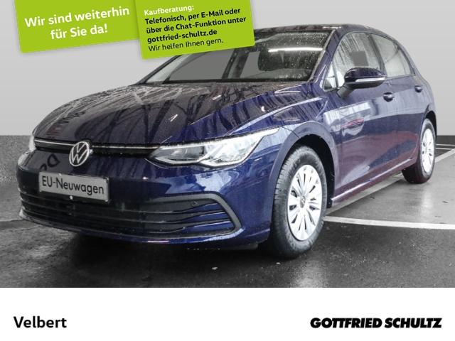 Volkswagen Golf 8 1.0 TSI PDC LED REGENSENSOR, Jahr 2020, Benzin