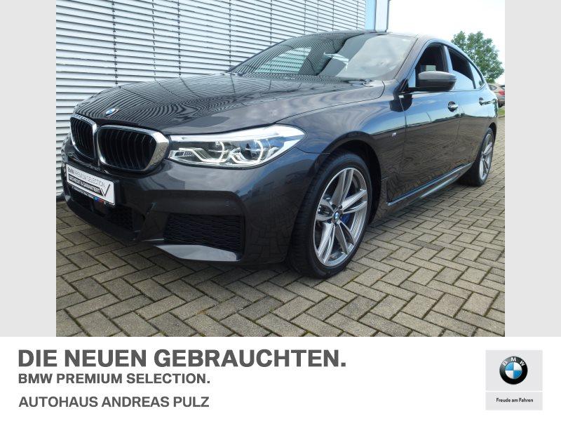 BMW 630d xDrive GT M SPORT,HEAD-UP,LEDER NAPPA, Jahr 2018, Diesel