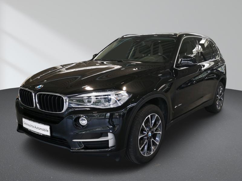 BMW X5 xDrive30d Navi Prof. Klimaaut. AHK Xenon PDC, Jahr 2014, Diesel