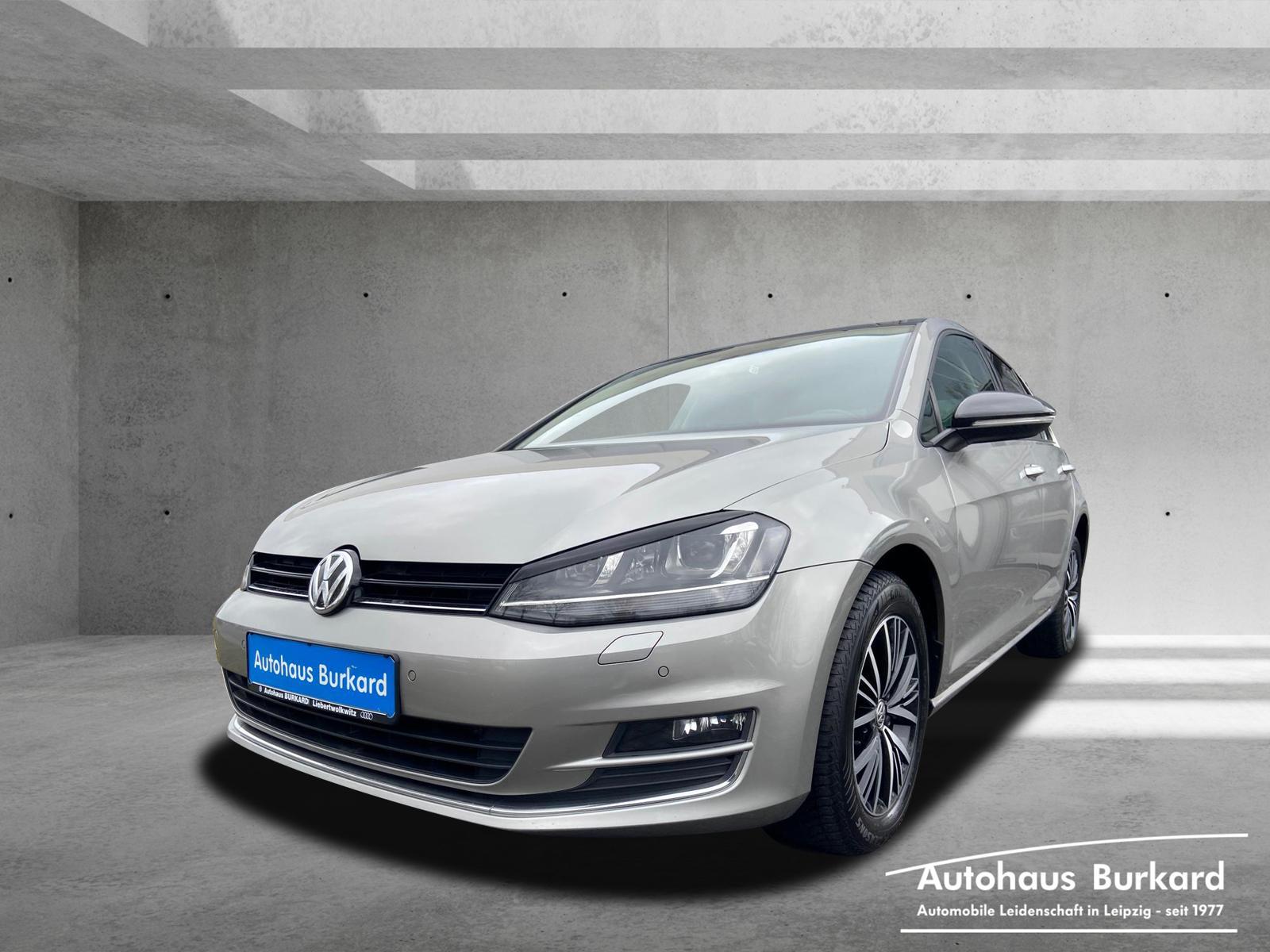 Volkswagen Golf Allstar 2.0 TDI 150PS DSG Dynaudio, Jahr 2016, Diesel