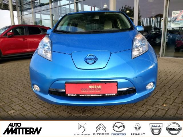 Nissan Leaf 24 kWh Navi Klima Rückfahrkamera Bluetooth, Jahr 2013, electric