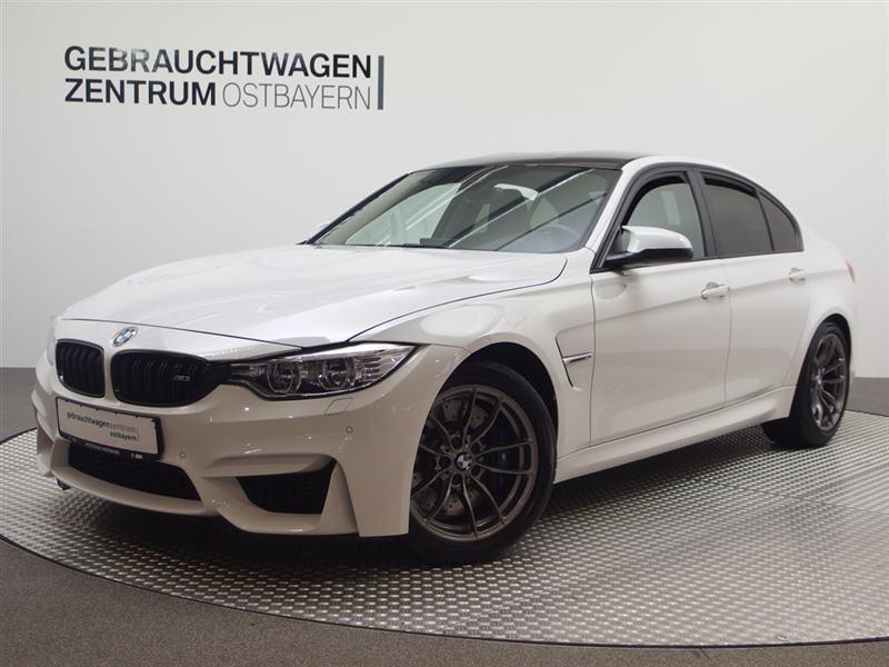 BMW M3 DKG el.Sitzv-Mem+DAB+H/K+Navi+LED++, Jahr 2015, petrol