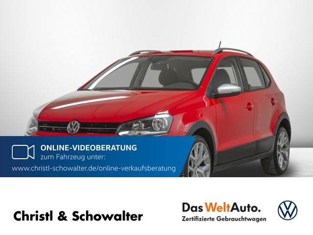 Volkswagen Polo Cross 1.2 TSI DSG Navi Climatronic Bluetooth, Jahr 2017, Benzin