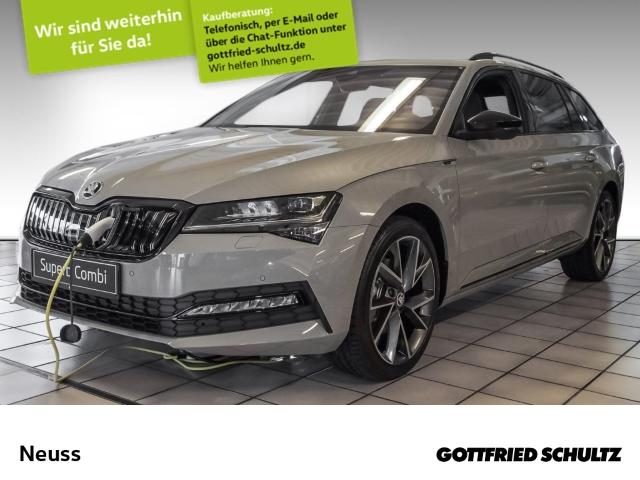 Skoda Superb Combi Sportline iV 1.4 TSI DSG sofort Verfügbar, Jahr 2020, Hybrid