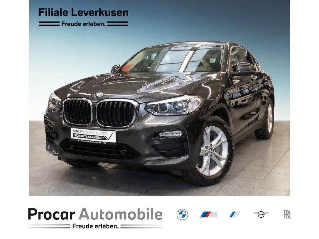 BMW X4 xDrive30i Advantage HiFi LED RFK Navi Bus., Jahr 2018, Benzin