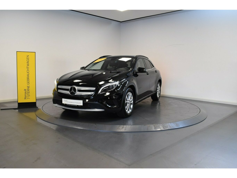 Mercedes-Benz GLA 220 CDI Style 4Matic DPF Teilleder Sitzheizu, Jahr 2015, Diesel