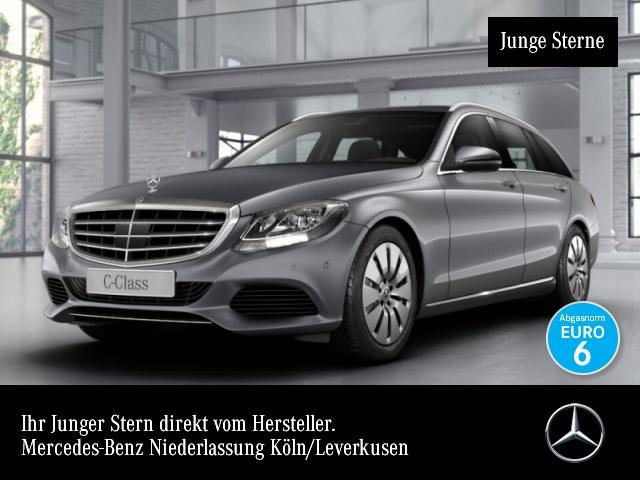 Mercedes-Benz C 220 d T 4M Avantgarde Exclusive Distr. EDW PTS, Jahr 2018, Diesel