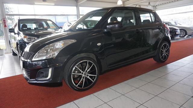 Suzuki Swift AUTOMTIK+TEMPOMAT+ALU+EINPARKHILFE, Jahr 2017, Benzin