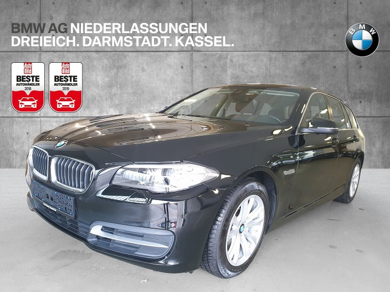 BMW 535d Touring Navi Bus. Sp.Limit Klimaaut. Shz, Jahr 2017, Diesel