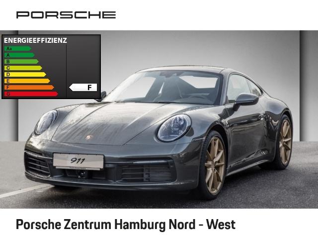 Porsche 992 911 Carrera BOSE LED PDK PDLS+, Jahr 2019, petrol