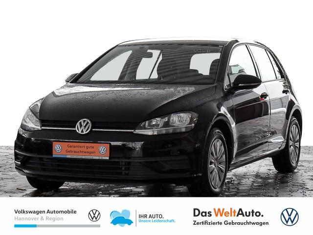 Volkswagen Golf VII 1.6 TDI Trendline AHK Klima, Jahr 2018, Diesel