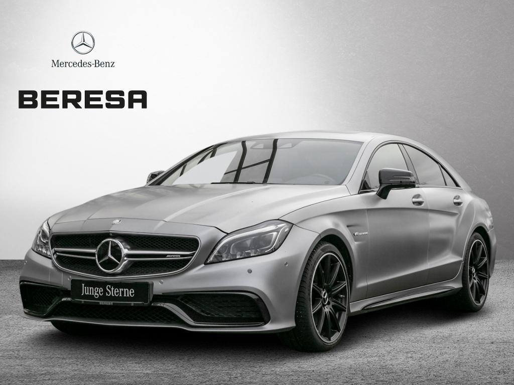 Mercedes-Benz CLS 63 AMG Designo Magno Distro. SHD 360° Harman, Jahr 2015, Benzin
