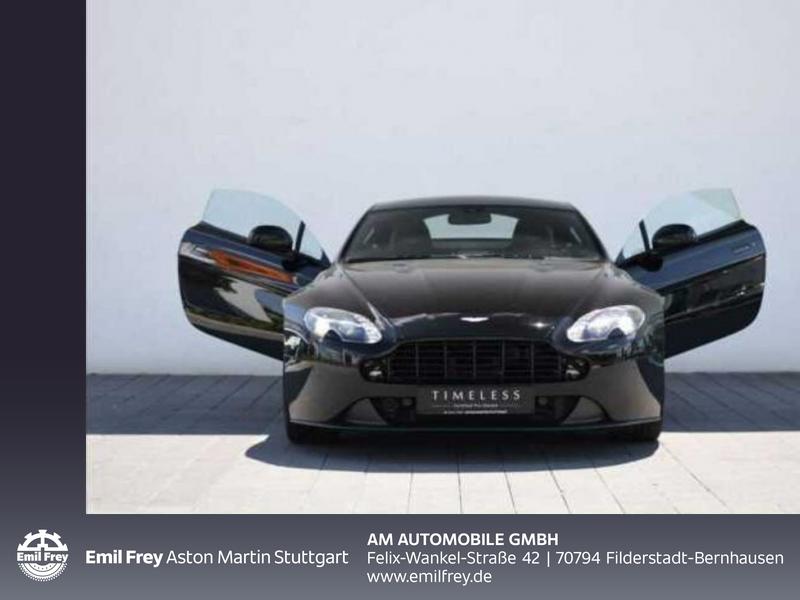 Aston Martin V8 Vantage N430 Sportshift, Jahr 2017, Benzin